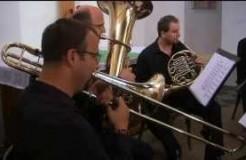 TV - VÍRA : Five Brass II. letní koncert 17.7.2015