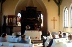 Bohoslužba Díkůvzdání - Jablonné v Podještědí 2015